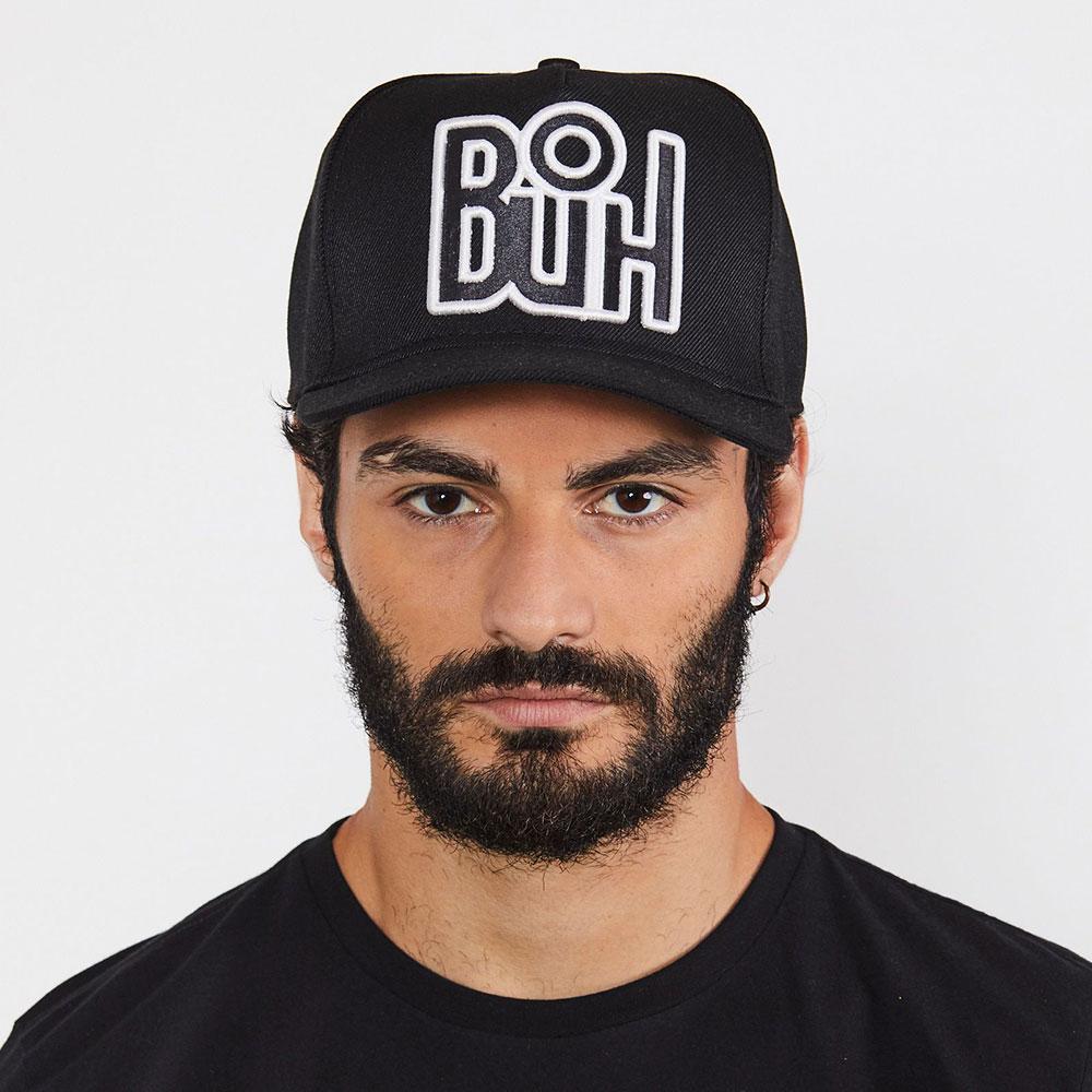 Boné Buh Cetim