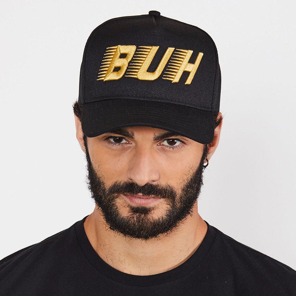 Boné Buh Speed Preto