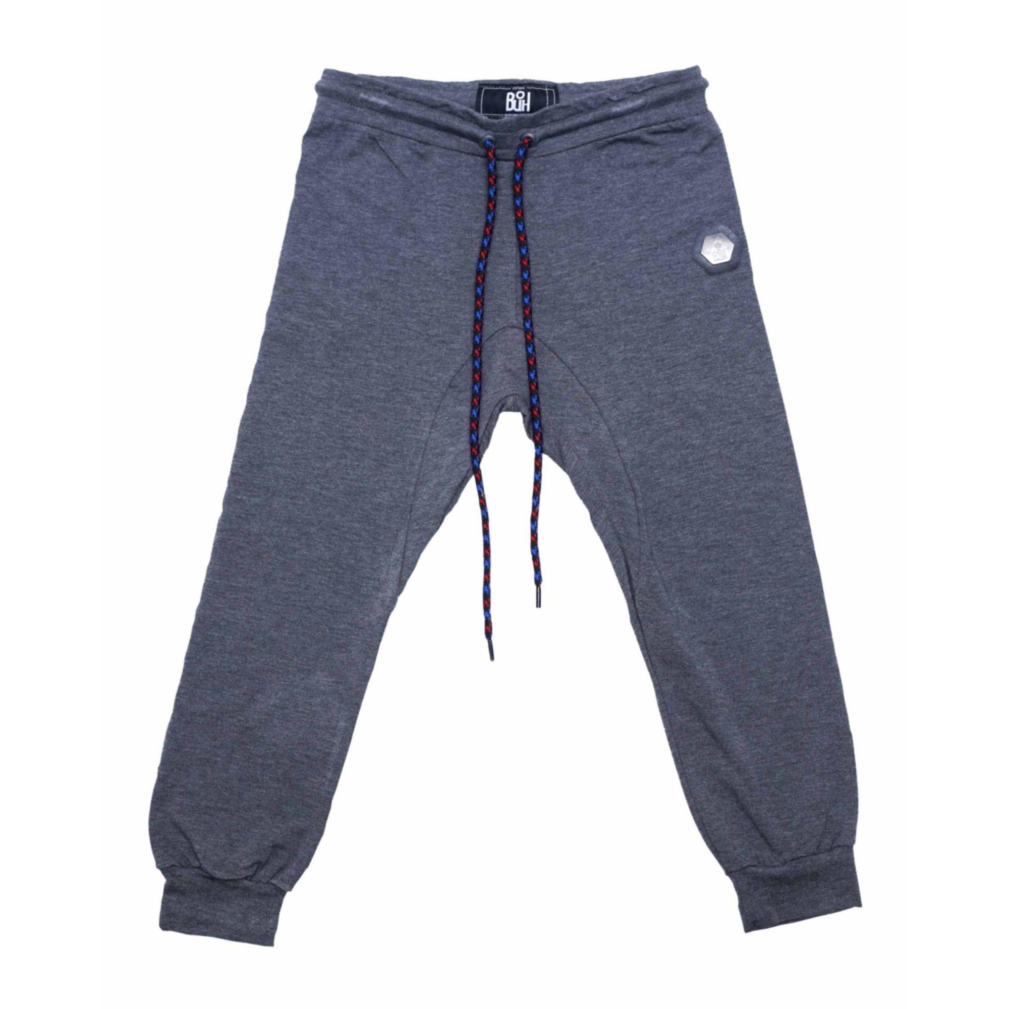 Calça Buh Kids Basic Grey