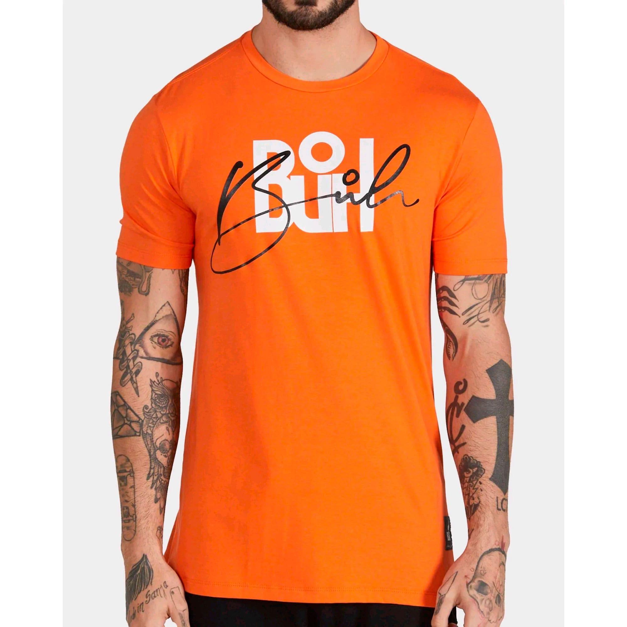 Camiseta Buh Double Orange