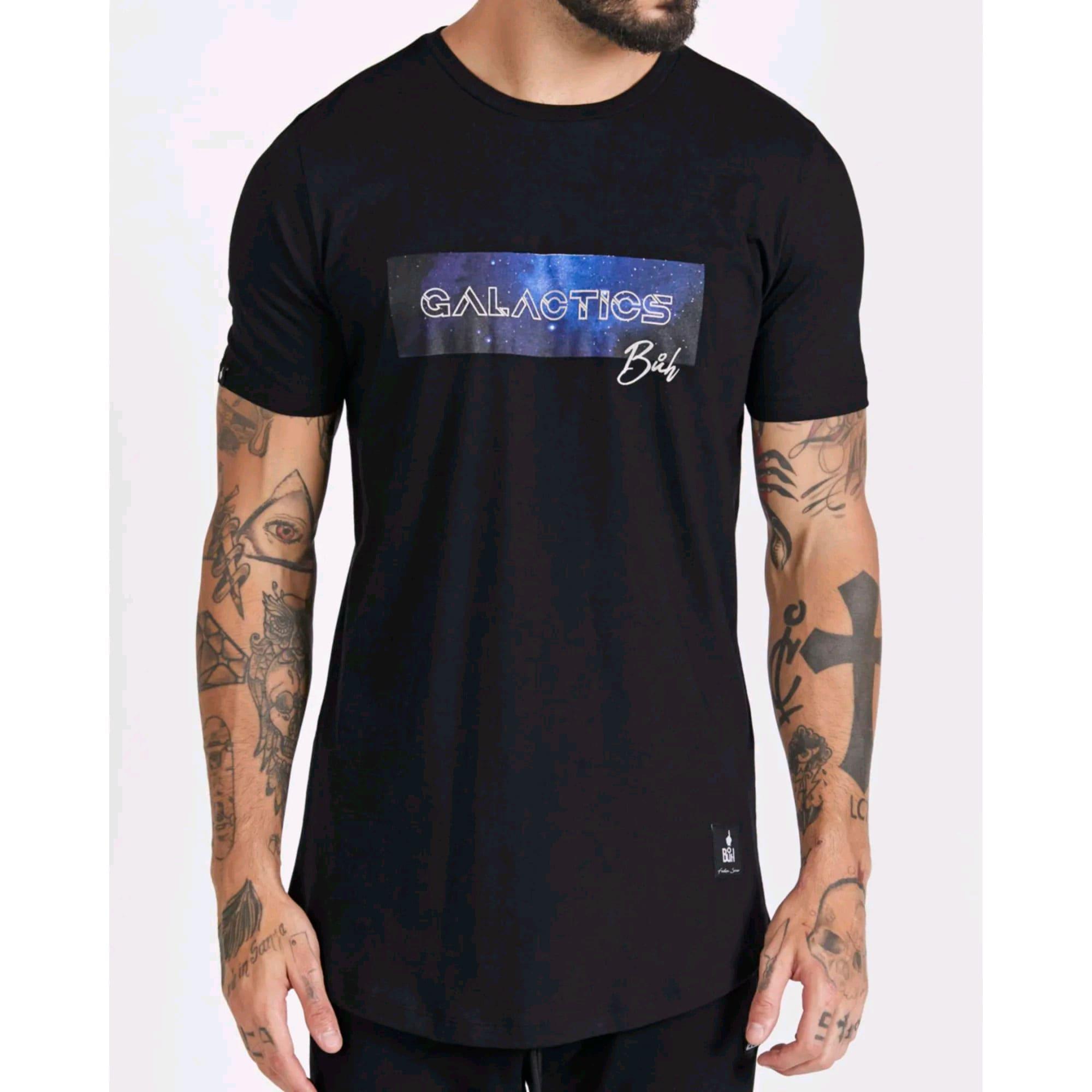 Camiseta Buh Galatics Black