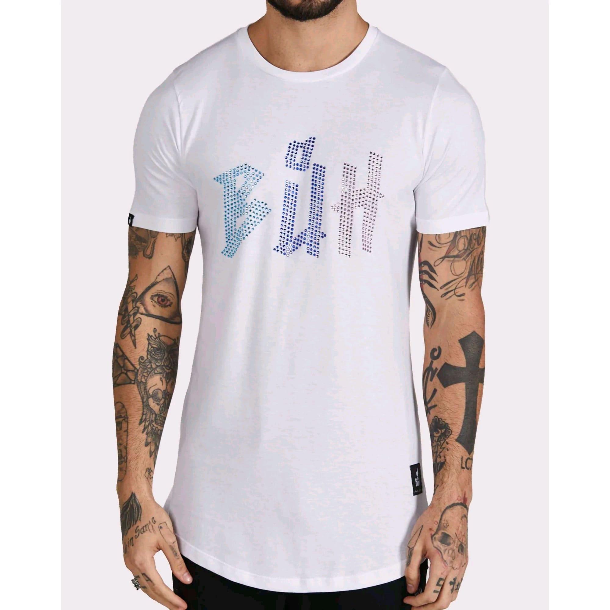 Camiseta Buh HotFlix White