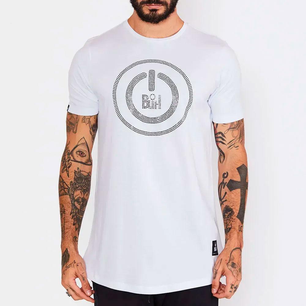 Camiseta Buh Iniciar Branca