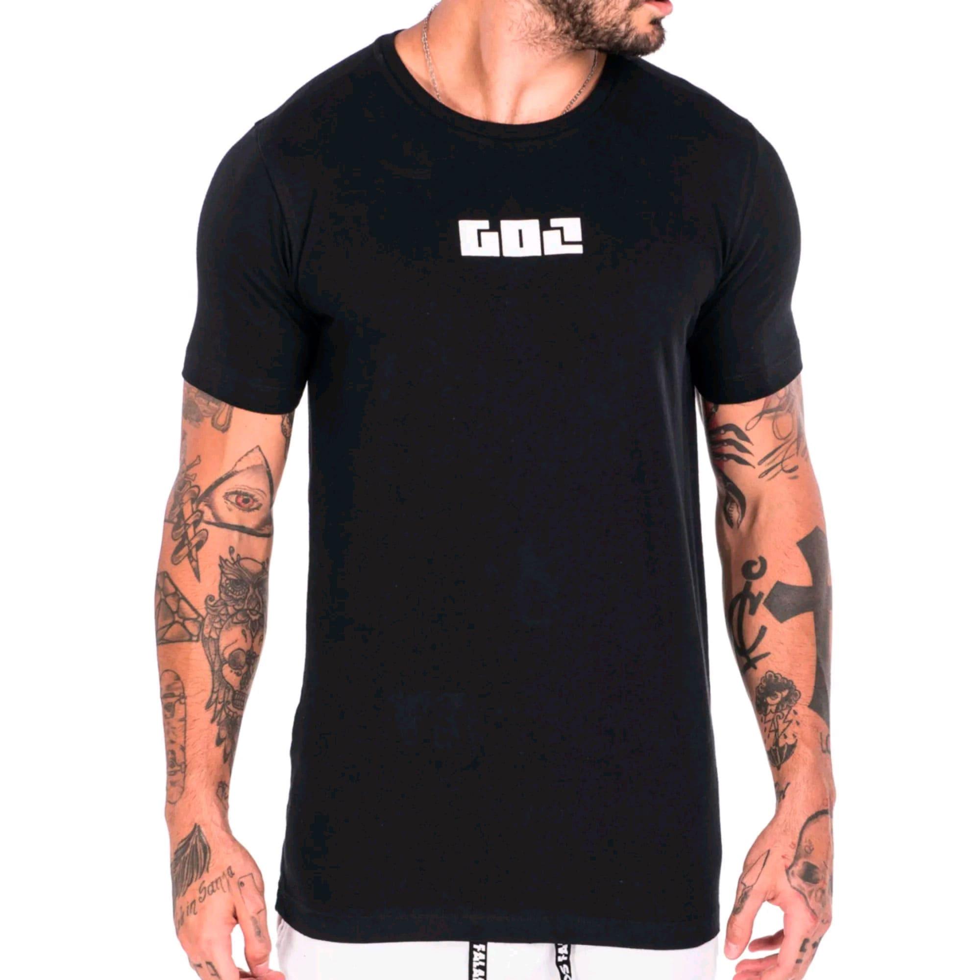 Camiseta Gol By Buh Hope Victory Black