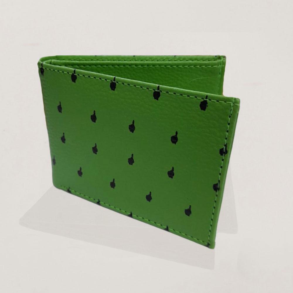 Carteira Buh Verde Colors