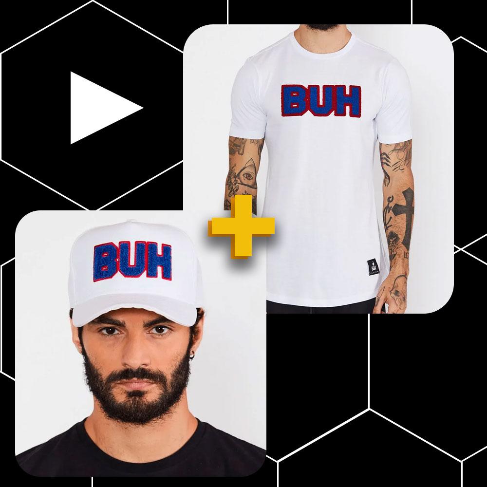Conjunto Buh Chelline Branco