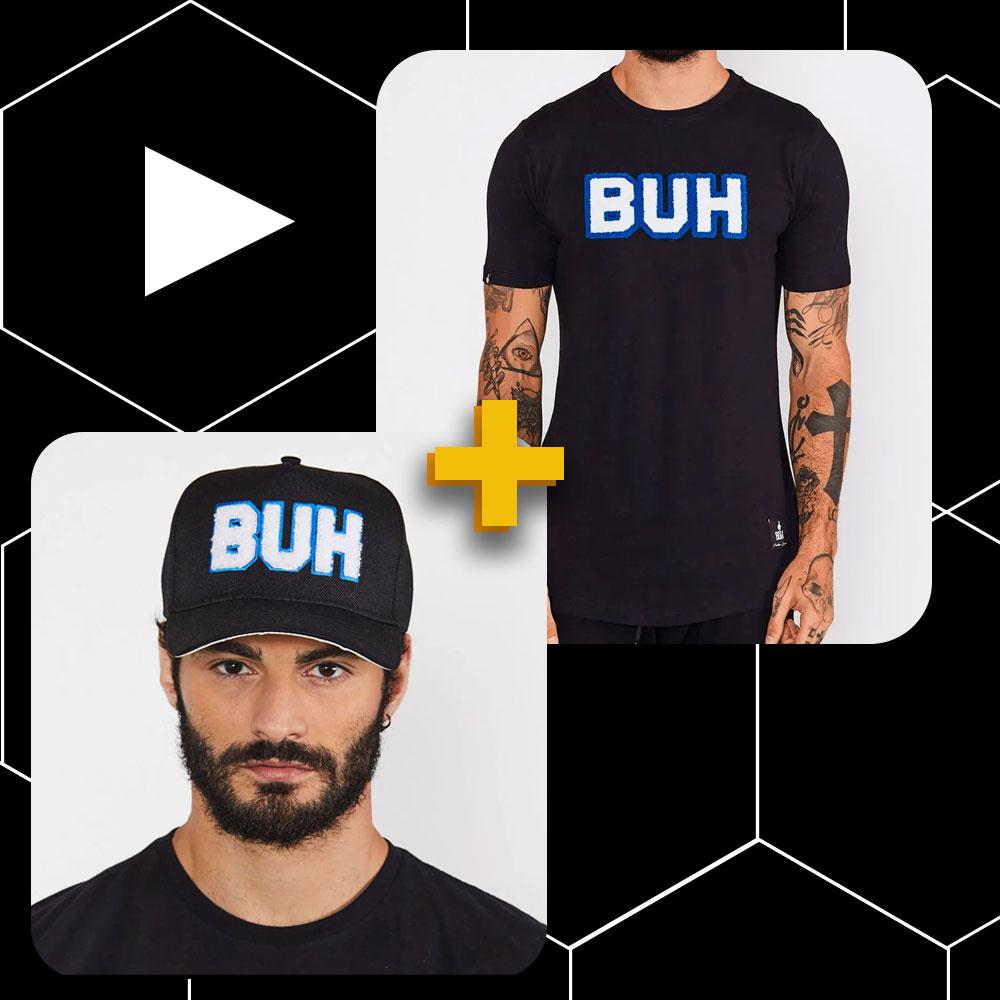 Conjunto Buh Chelline Preto