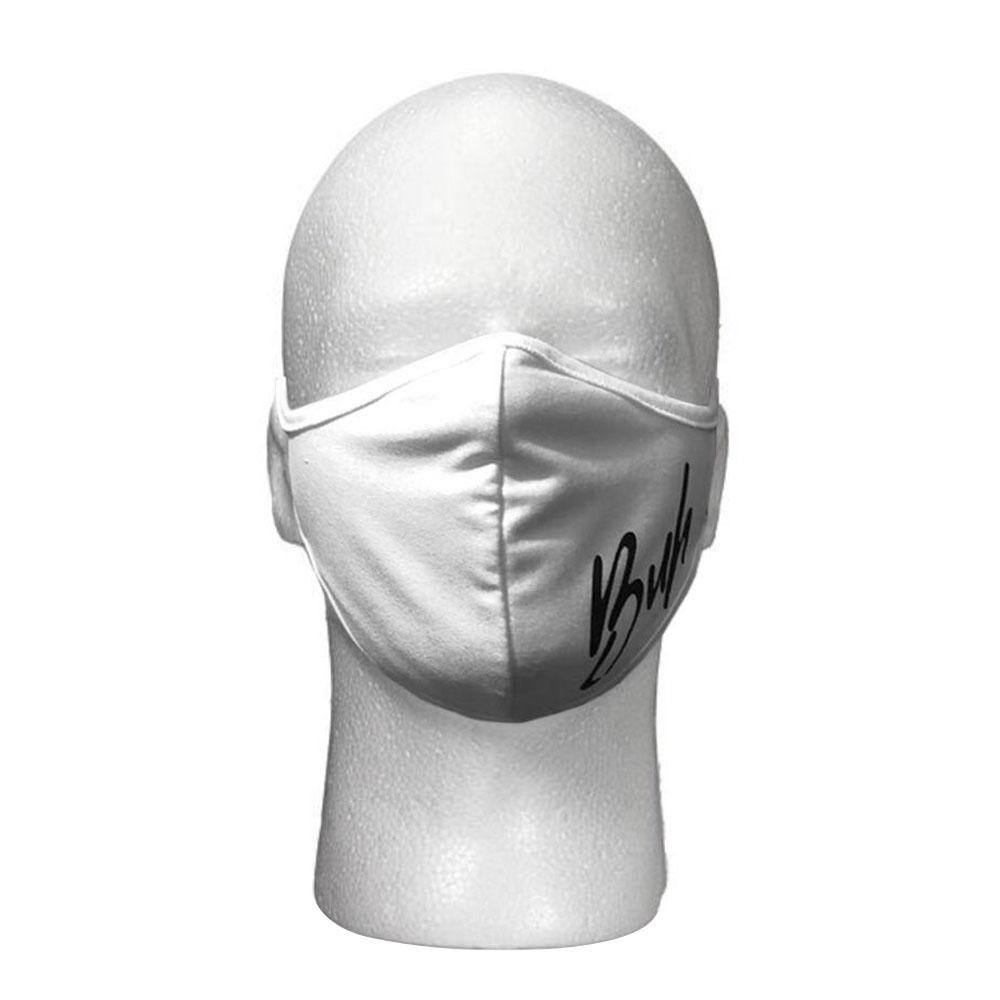 Máscara Buh Assinatura White