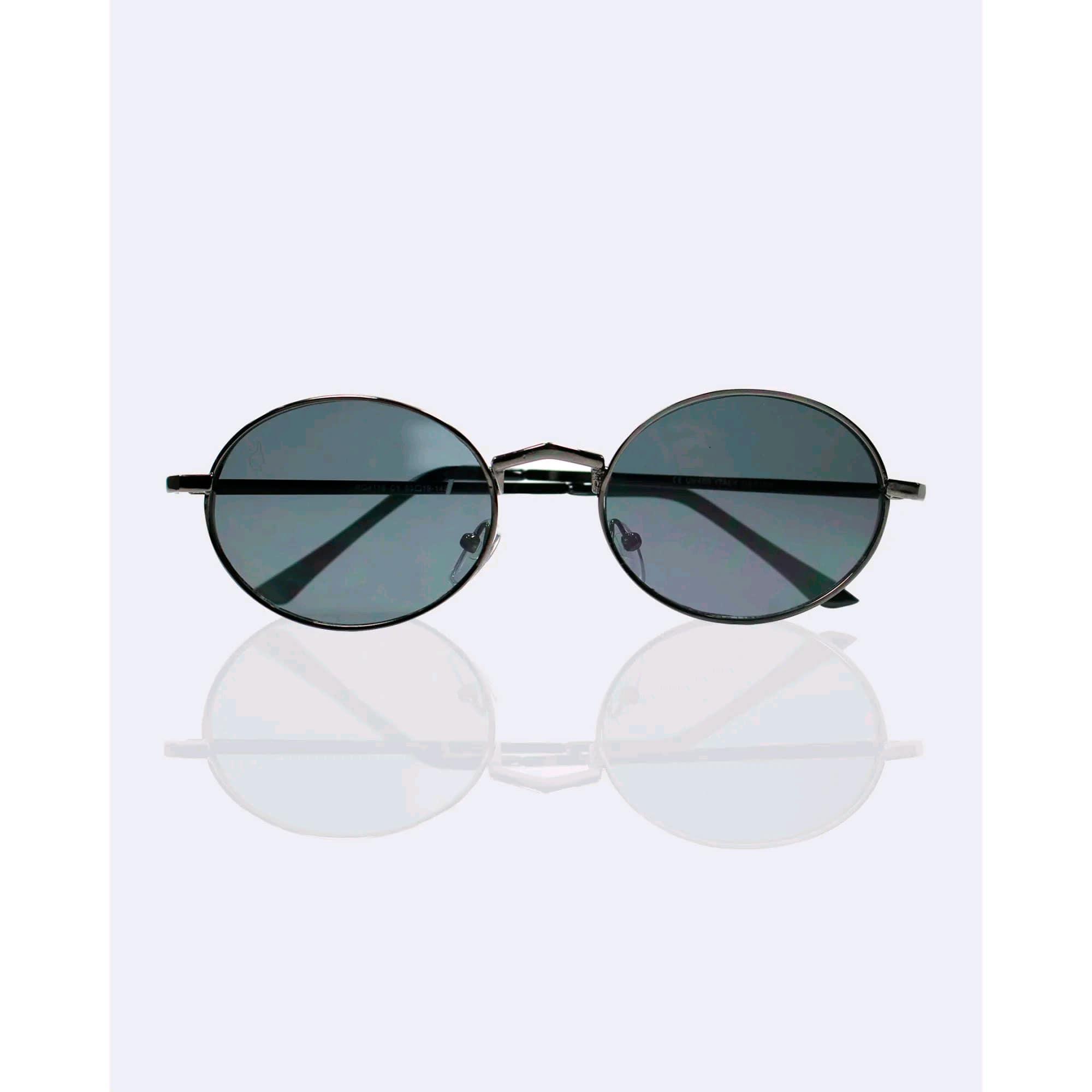 Oculos Buh de Sol Redondo Black