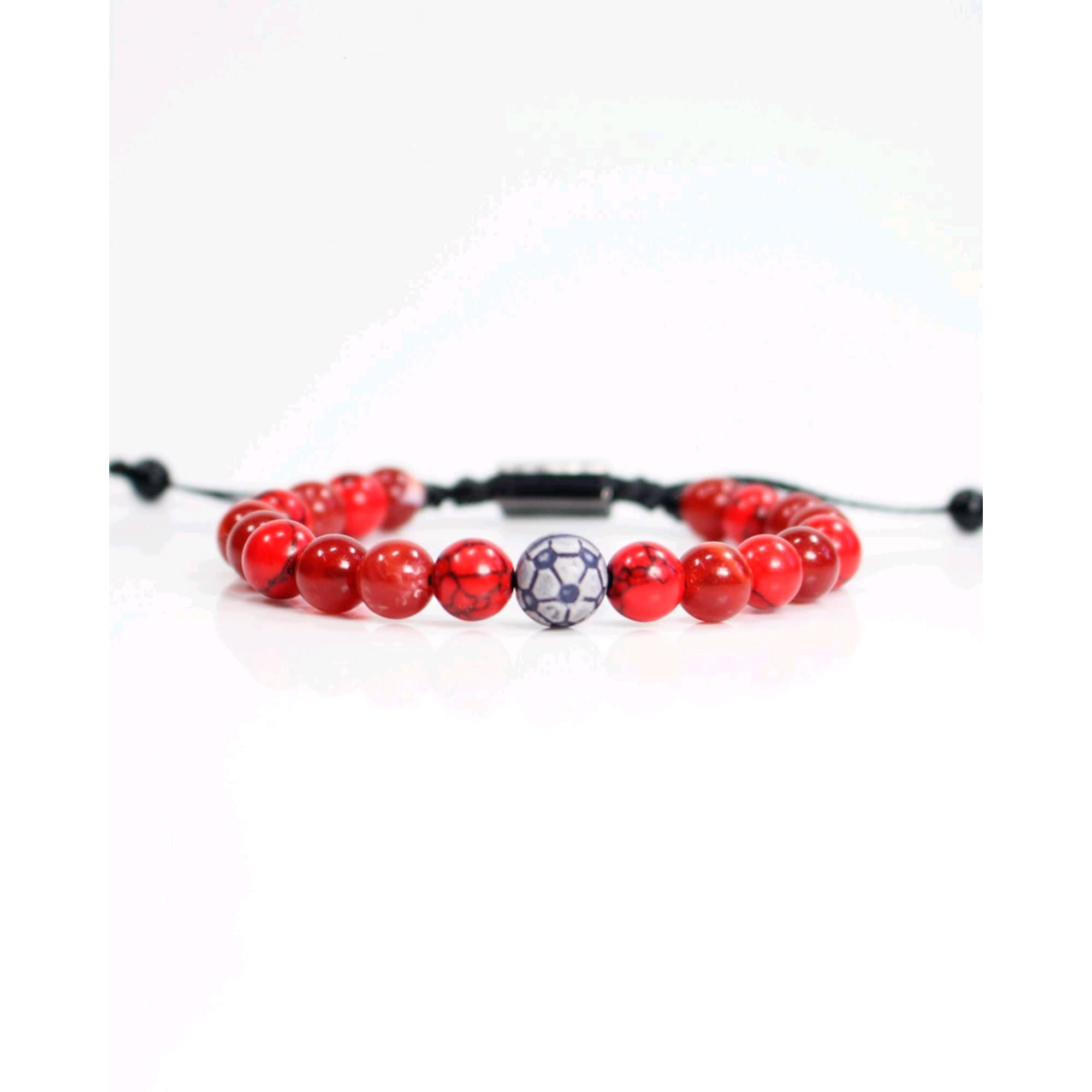 Pulseira Buh Ball Red
