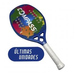Raquete de Beach Tennis Colors Blue