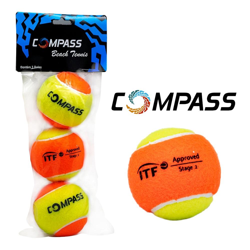 10 PACKS com 3 bolas de Bolas de Beach Tennis