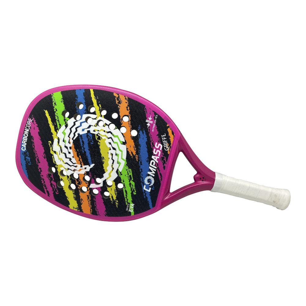 Raquete Beach Tennis Griffe Pink