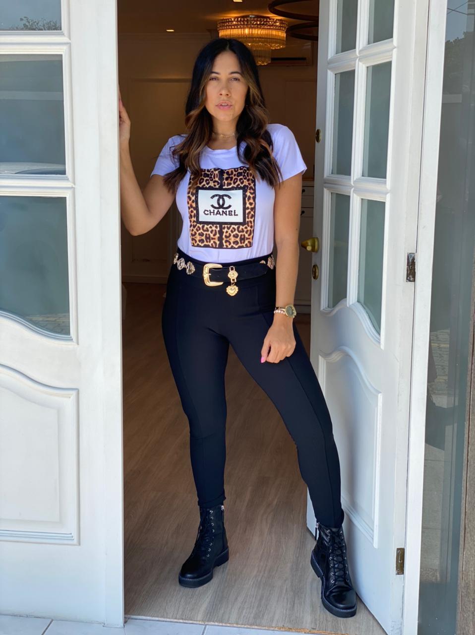Blusa Chanel