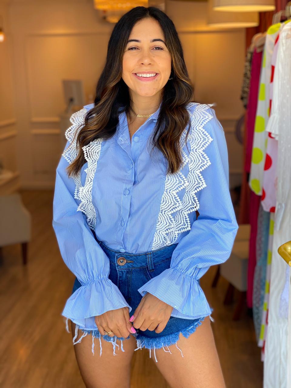 Blusa Vivian