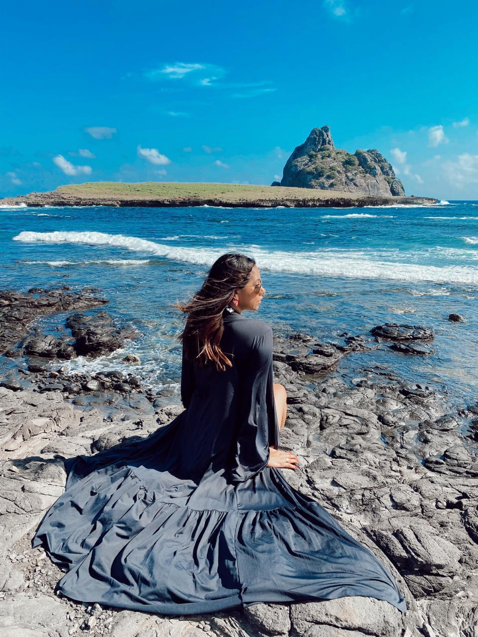 Saída de Praia Tamires