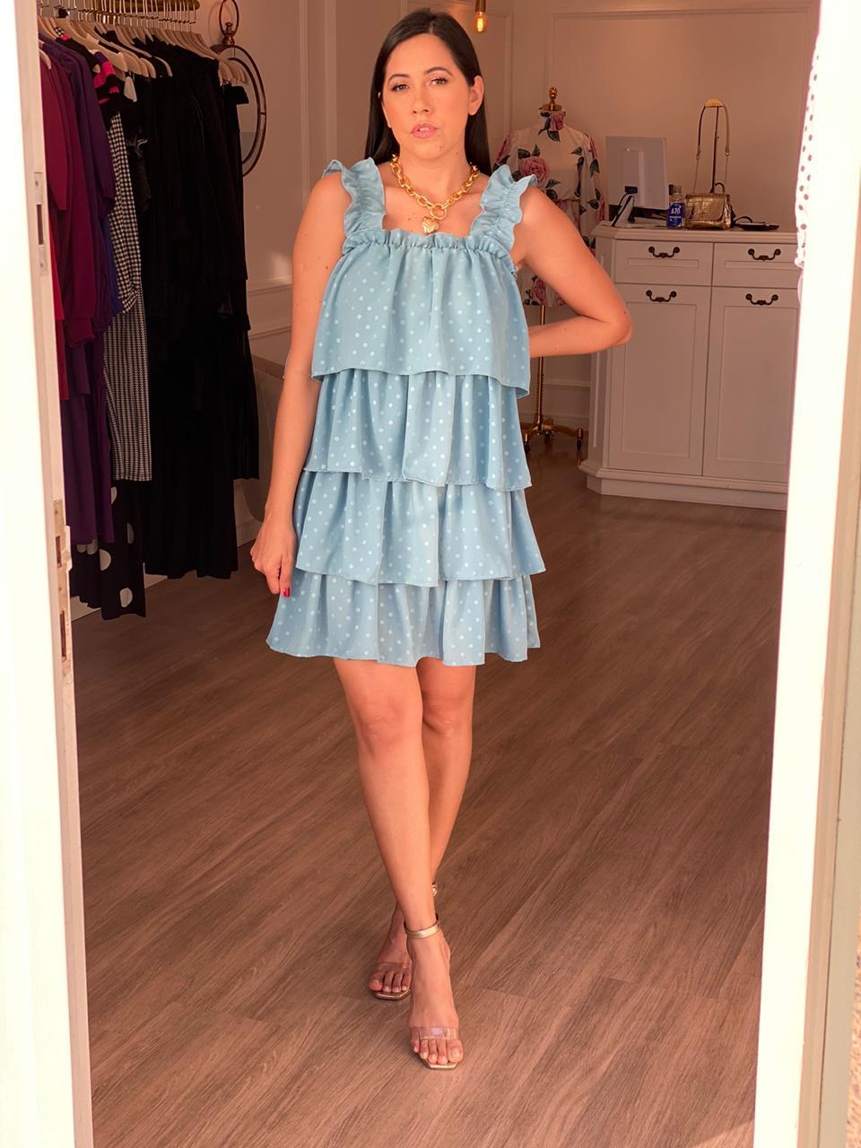 Vestido Izabel
