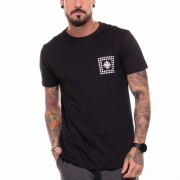 Camiseta Fortis Cross Preta