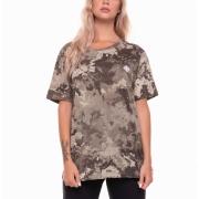 Camiseta Prime tie-dye cor Varde