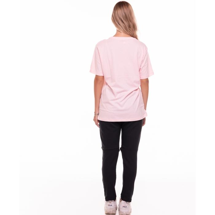 Camiseta Basic Rosa