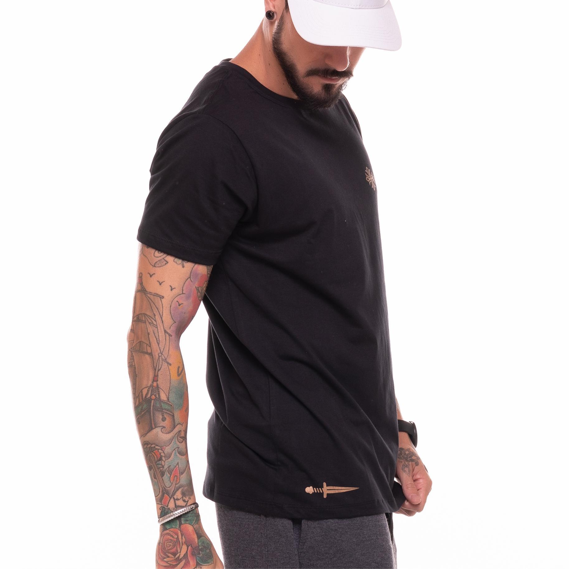 Camiseta Locals Only Preta