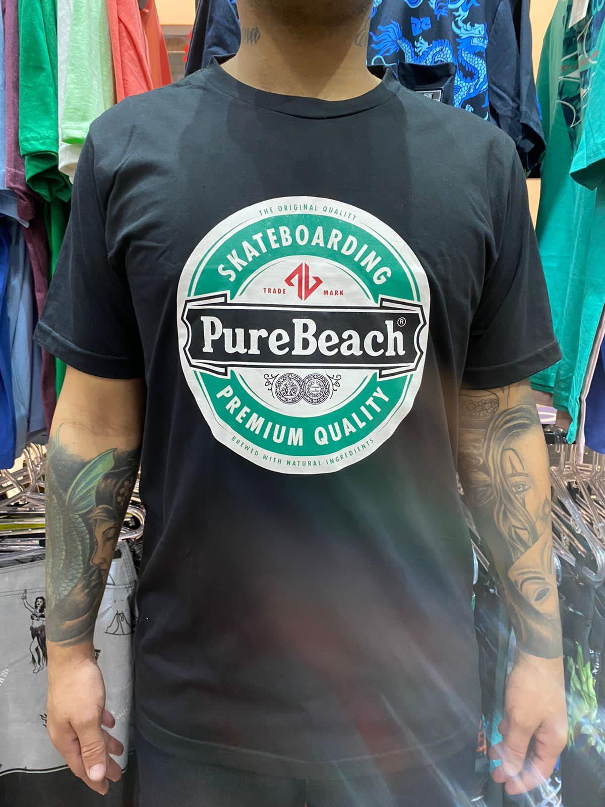 CAMISETA PURE BEACH