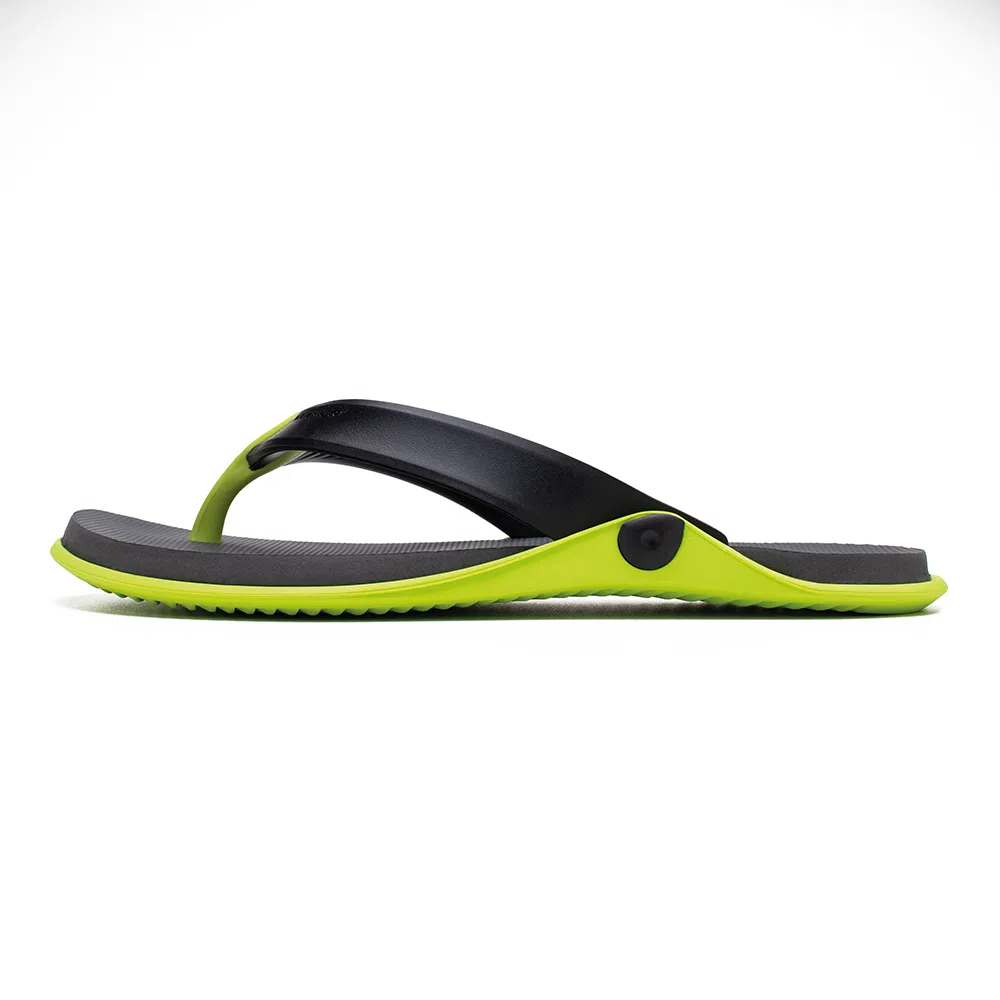 CHINELO KENNER GROOVE VERDE E CINZA
