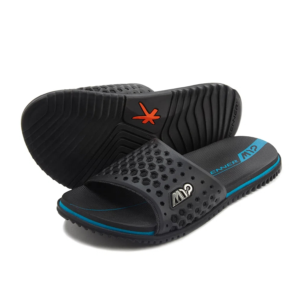CHINELO KENNER SLIDE PRETO