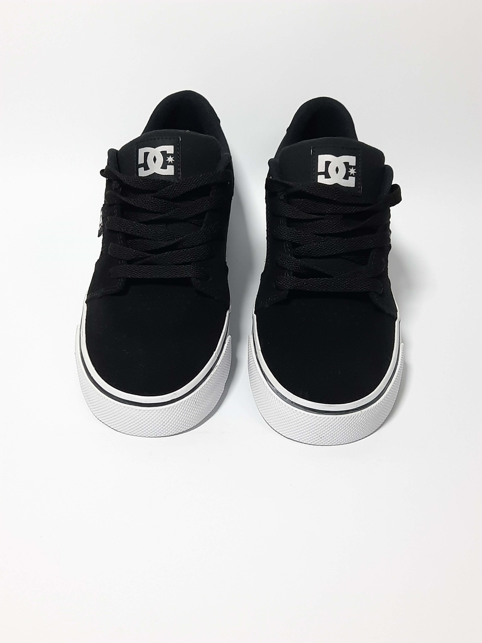 TÊNIS DC SHOES PRETO ANVIL LA