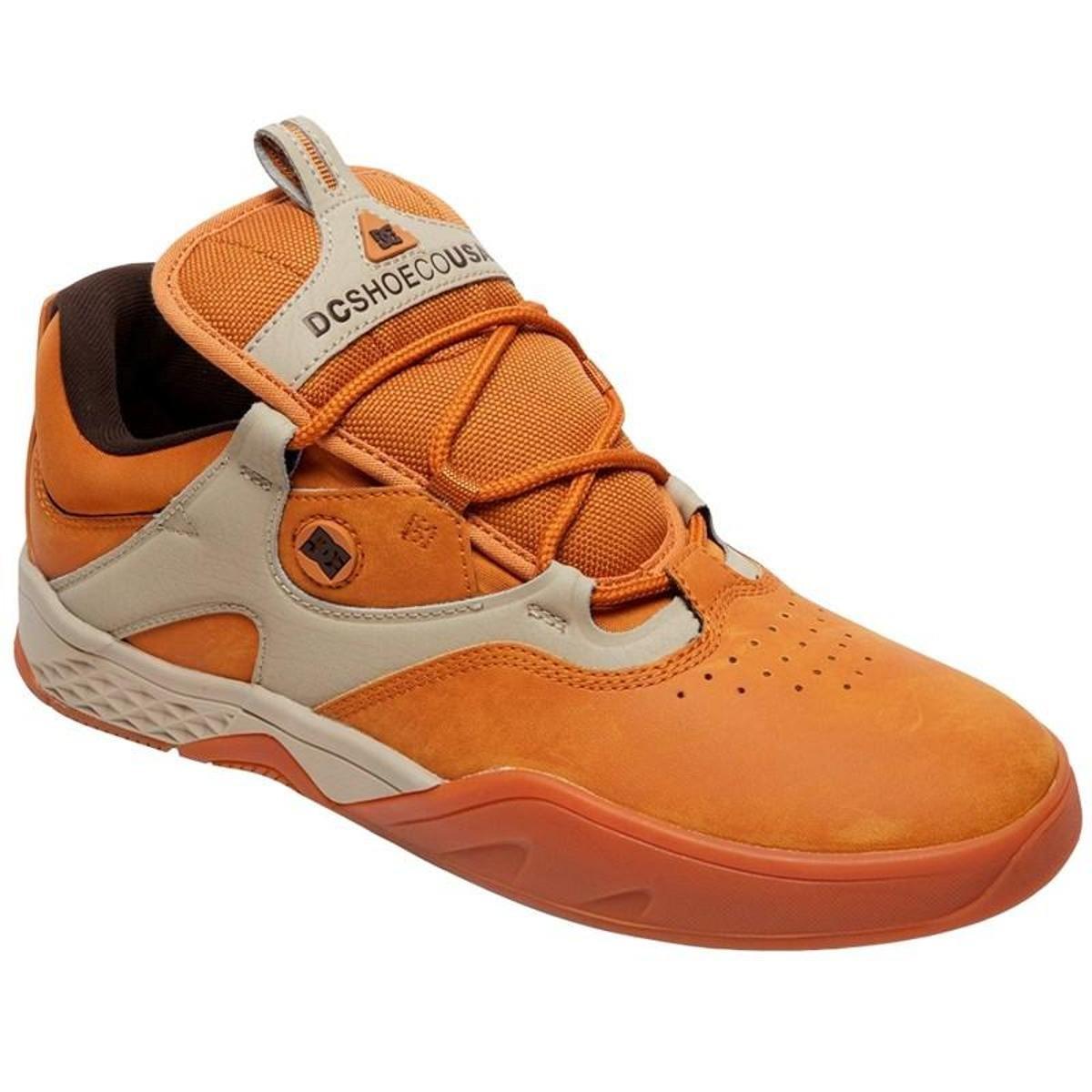 Tenis DC Shoes Kalis S SE - Chocolate
