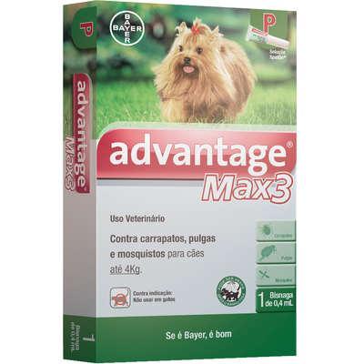 ADVANTAGE MAX 3 (0,4ML) P
