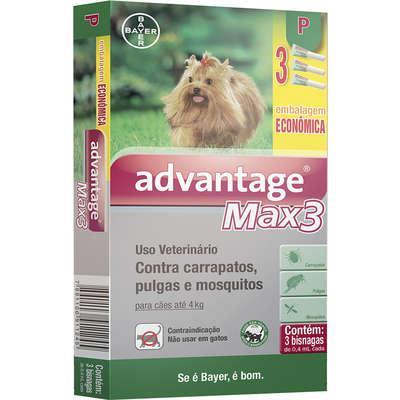 ADVANTAGE MAX 3 COMBO (0,4ML) P