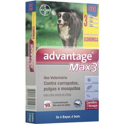 ADVANTAGE MAX 3 COMBO (4,0ML) GG