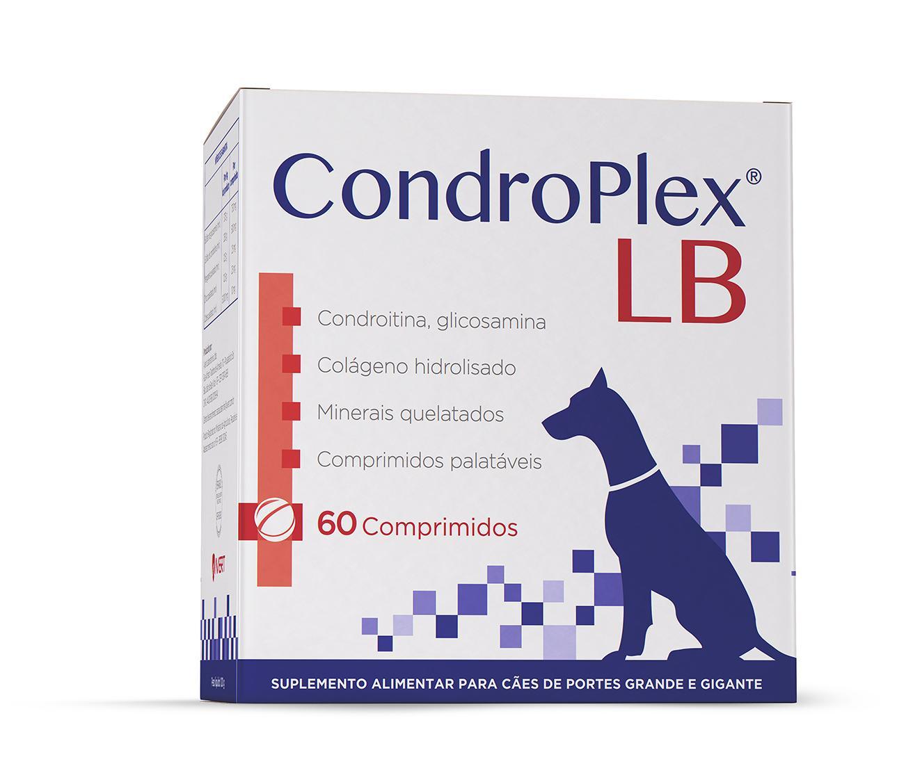 AVERT CONDROPLEX LB 120 G 60 COMP.