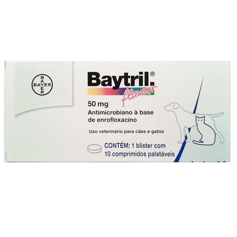 BAYTRIL 50MG 10 COMP.