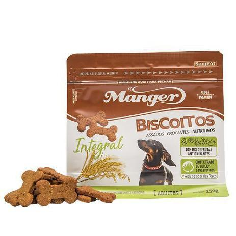 BISCOITO MANGER INTEGRAL 150G