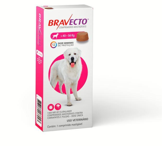 BRAVECTO 1400MG (40 - 56KG)