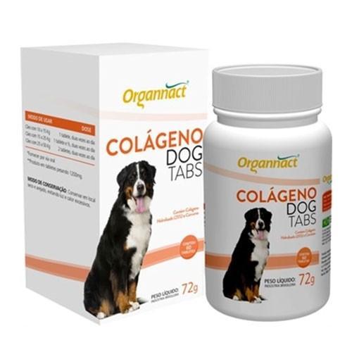 COLAGENO DOG TABS 72G