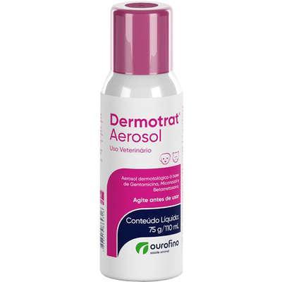 DERMOTRAT AEROSOL 110ML