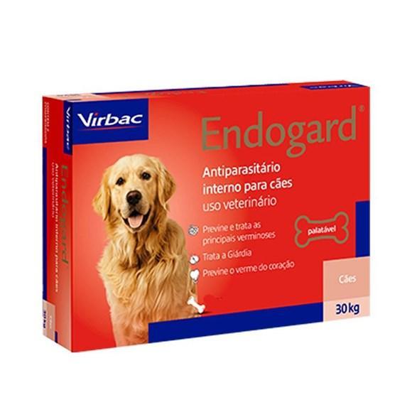 ENDOGARD 30KG 2 COMPRIMIDOS