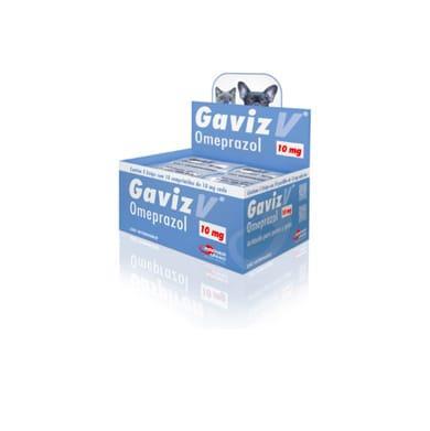 GAVIZ 10MG 10 COMP.