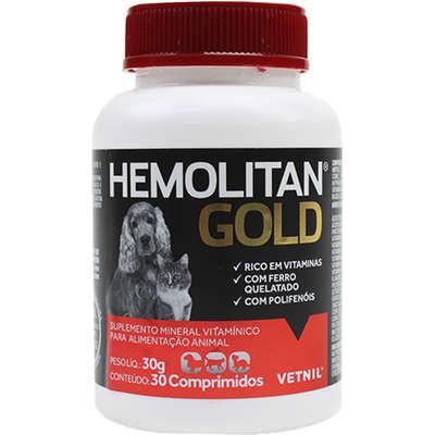HEMOLITAN GOLD 30 COMP.