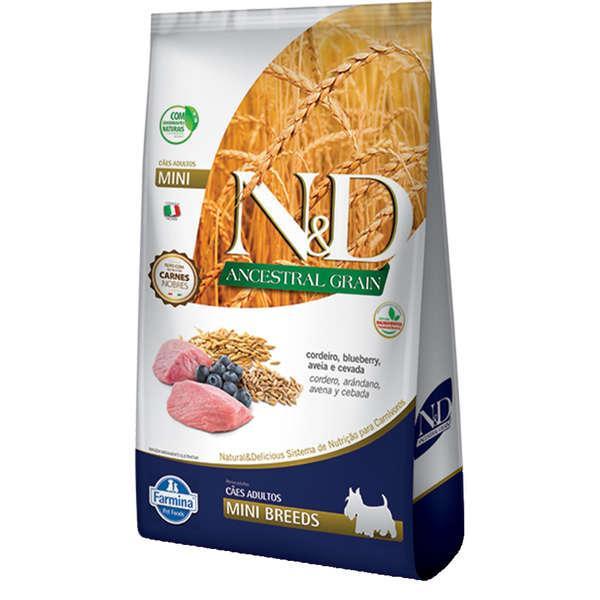 ND ANCESTRAL CAN CORD ADT MINI 2,5KG