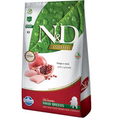 ND PRIME CAN FRANGO PUPPY MAXI 10,1 KG