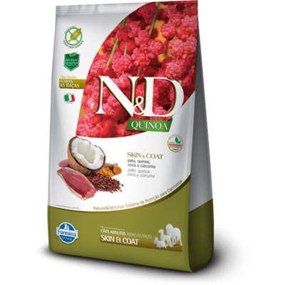 ND QUINOA CANINE ADULT SKIN PATO 10,1KG