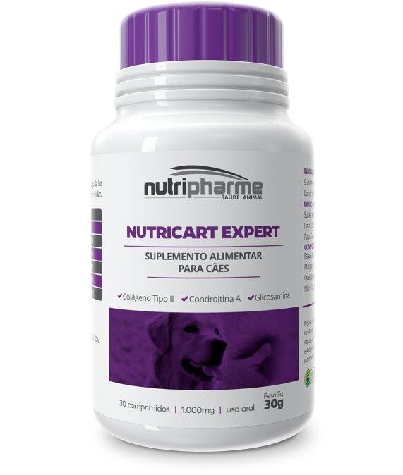 NUTRICART EXPERT 1000 30 COMP