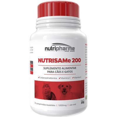 NUTRISAME 200 (30 COMP)