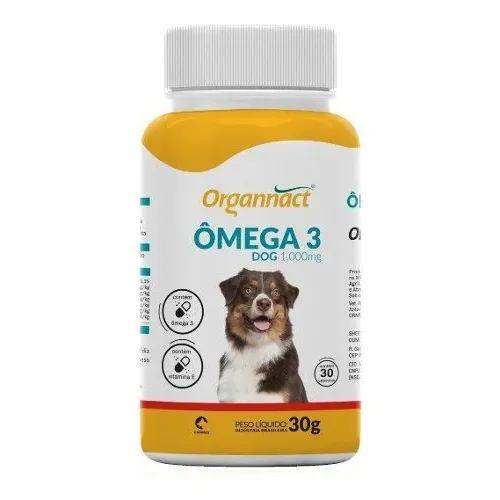 OMEGA 3 DOG 1000MG
