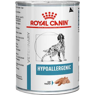 RC VD CANINE HYPOALLERGENIC WET 400G