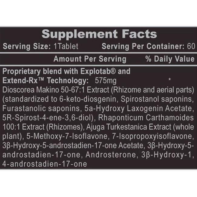 Dianabol - Hi Tech ( 60 Comprimidos - Importado )